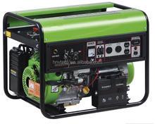 small portable 5KW biogas engine Generators to generate electricity from biogas plant