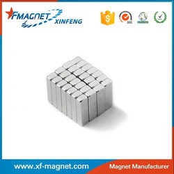 Small Customized N52 Block Magnets