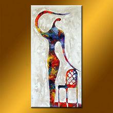 Wholesale Handmade Abstract Nude Woman Paintings