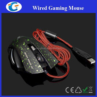 Wired USB Adjustable 6D Gaming Optical Mouse For Laptop PC