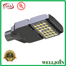 UL cUL SAA DLC 50W High Power Waterproof solar LED street light