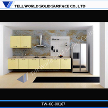 TW High quality colorful acrylic counter top/acrylic lighted bar counter top