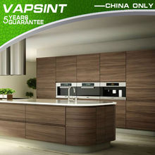 Guangzhou foshan manufacturer standard modular wooden play kitchen