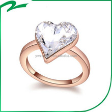 2015 hot selling spring and summer changing diamond solitair engag ring price