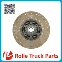 Heavy Duty Truck Part 1749123 1878003066 High Quality Clutch Disc for Scania