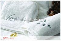 custom printed unique bath towel 70x140 cm 100% cotton