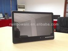 Táctil- pantalla win7 todo en una pc de escritorio de la computadora personal de apoyo conjunto i3 i5 i7