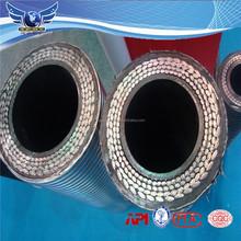 steel wire spiraled rubber hose DIN EN 856 4 SP