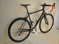 Chinese Aero super light DI2 carbon road bike frame, includes carbon frame, fork, seatpost, BSA/BB30, 49/52/54/56cm, OEM