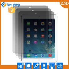 Factory Supplier Wholesales For Apple iPad 3 4 Anti-Explosion Privacy Tempered Screen Glass Protector Guard Film