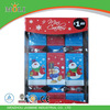A variety of packaging christmas crackers toys christmas tree skirts