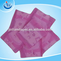 Straight & 280mm Super Breathable Sanitary Napkins for lady
