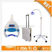 Discount price!!! Portable and Standing Dental Clinic Teeth Whitening Machine/Blanchiment des dents