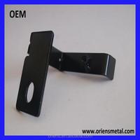 heavy duty black steel angle brackets