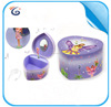 ISO9001 Music jewelry box factory KIDS gift Printing paper MDF music box crank