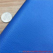 anti scratch 150D car seat leather / PVC leather raw leather for sale in Sudan