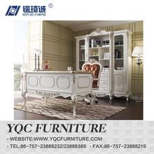 9292# hot sale high quality solid wood study room set