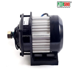 electric high power tricycle /rickshaw /car 2000 watt brushless motor and gear