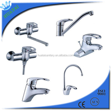 sanitary ware bathroom taps sale with factory price, basin taps family
