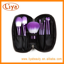 Personal care private label Make up brush with makeup bag
