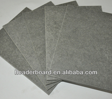 internal wall insulation green building material fiber cement board
