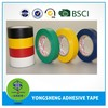 High quality colorful pvc adhesive tape china factory offer