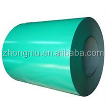 Prepainted zinc alu coated steel coil ppgl for roofing material