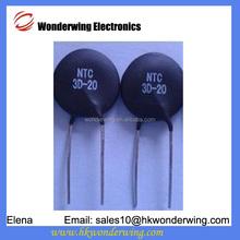 3D-20 3D-20 NTC tipo de poder MF72 termistor