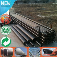 ASTM 1020, S20C, 20# Custom Sizes High Quality water well drill pipe used Professional Service drill stem pipe for sale