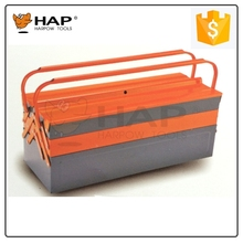 2015 Promotion Small Metal Tool Box With 5 Drawers