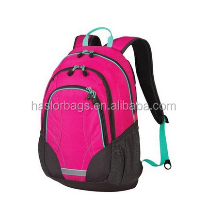 2016 promotional laptop bag backpack women laptop bag