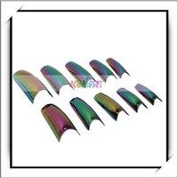 Artificial False Nails Half Tips