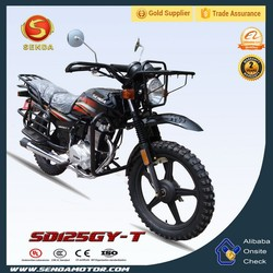 Great Quality Best Seller 125CC 4 Stroke Dirt Bike SD125GY-T