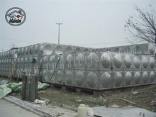 water tank for drinking water 304/316l stainless steel water tank High quality with CE/ISO9001