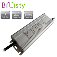 130W constant current push dimming led driver waterproof led driver 2600mA
