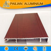 2015 NEW ARRIVAL!!reflective products new arrival,aluminium wood pattern skirting board,wood grain aluminium foundation line