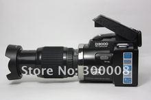 Hotttest selling 16.0 mega pixels Digital photo Camera D3000