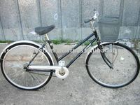 used bicycles 26/27 inch straight handle from Japan