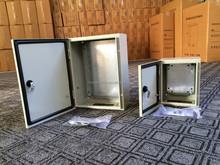 IP65/66 waterproof enclosure , electrical metal box, waterproof metal enclosure IP65/66