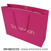 2012 Hot Sale Customized Paper Bag