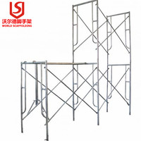 Best price Tianjin factory price Factory Price H Frame Scaffolding Frame Steel Pin Lock Scaffolding