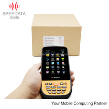 8GB ROM ,1GB RAM SPEEDATA KT45 Android 4.0 barcode scanner logistics tracking handheld devices with FULL 3G/GPRS