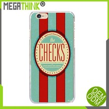 Your Image Here Photo painted cover for iPhone 6 TPU Case custom logo