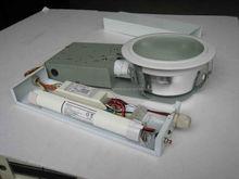 Low watts output emergency unit battery pack 100% brightness