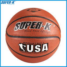 Super-K American PU Leather Basketball (SPK.G),2015 April Monthly Special Price Promotion