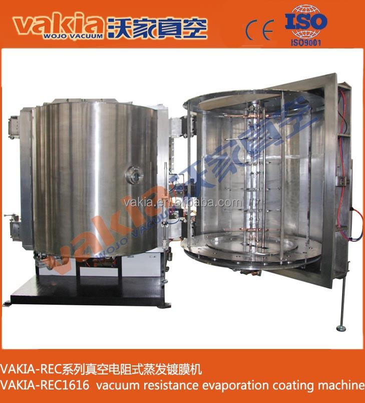 Cromagem plastic / máquina de vácuo máquina de revestimento