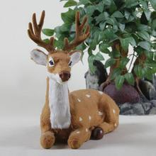 Super quality manufacture christmas reindeer decorations