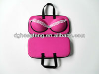 China manufacture EVA bra case/high quality EVA bra wash bag with competitive price