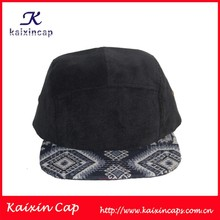Men Hiking Sport Hats Cheap Custom Flexible 5 Panels Camp Caps