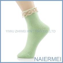 Lace Cheap Wholesale Fancy Women Dress Socks